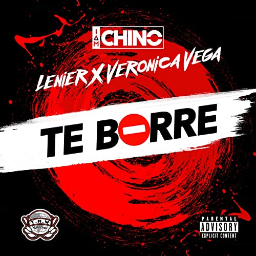 Amazon.com: Te Borre [Explicit]: Veronica Vega, and Lenier ...