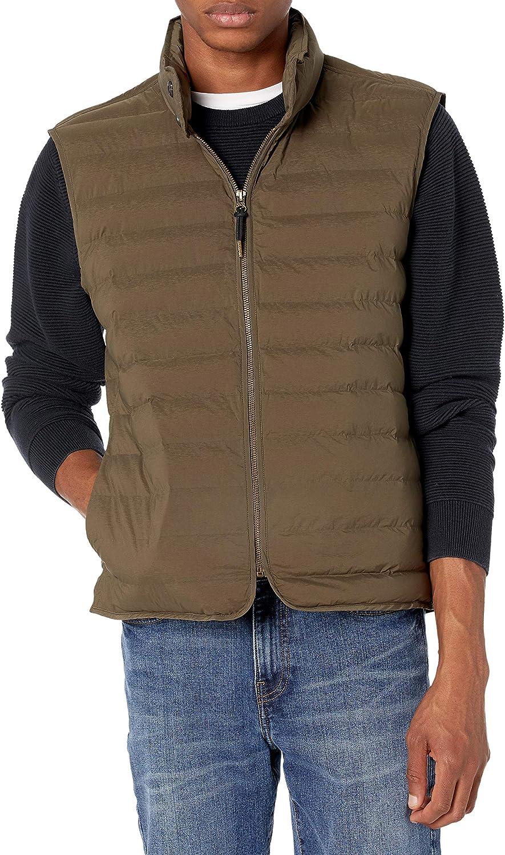 Billy Reid Men's Baffle Vest