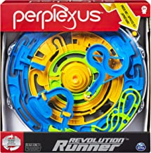 Perplexus Revolution Runner, Motorized Perpetual Motion 3D Maze Game, for Ages 9 and Up