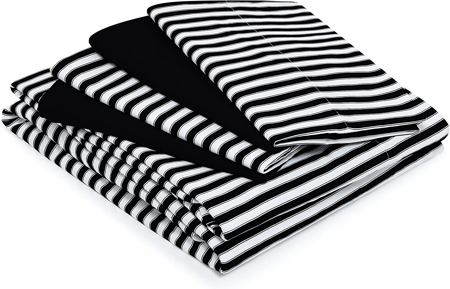 Cosy House Collection Striped New products, world's highest quality popular! Bed Sheets Super Luxury Ranking TOP19 Hot - Soft