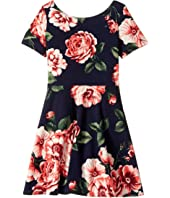 fiveloaves twofish - Blooming Skater Dress (Big Kids)
