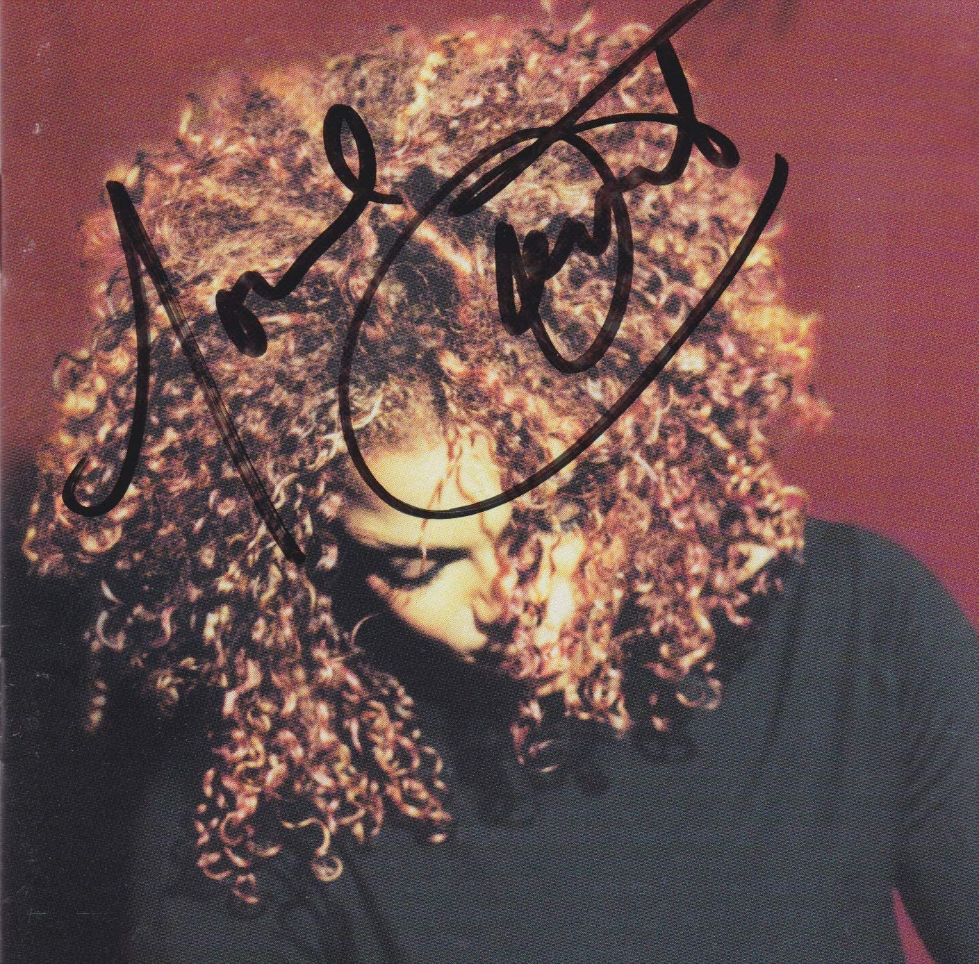 Choice Janet Jackson 2021 autumn and winter new CD signed