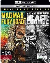 Mad Max: Fury Road (Steelbook) (4K UHD + Blu-ray - Black & Chrome Edition) (3-Disc)
