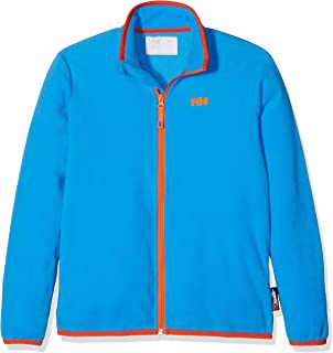 Helly Hansen JR Daybreaker Fleece Scarf Jacket - Chaqueta para niños