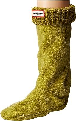 Half Cardigan Boot Sock (Toddler/Little Kid/Big Kid)