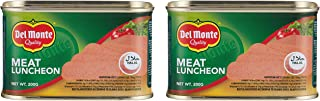 Del Monte Canned Beef Luncheon Meat , 200 gms- (Pack of 2)