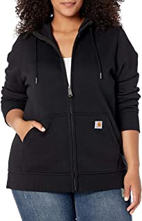 Women's Clarksburg Full Zip Hoodie (Regular and Plus Sizes)