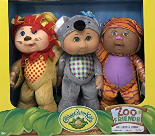 Best cabbage patch cuties zoo friends Reviews