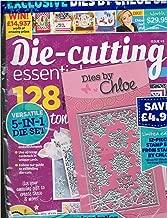 Die-Cutting Magazine Issue 45 2018 Dies by Chloe Gift inside