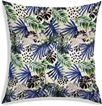 RADANYA Tropical Colorful Flowers Decorative Throw Pillow Case 112x12Inch,Home Decoration Pillowcase-Insert not Included
