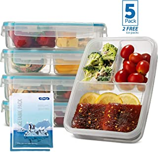 Best microwavable lunch containers for adults Reviews