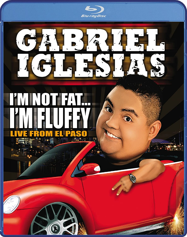Gabriel Iglesias: I'm Not Fat... Fluffy Free shipping on New sales posting reviews Blu-ray