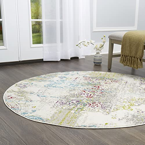 8 Foot Round Dining Room Rugs: Amazon.com