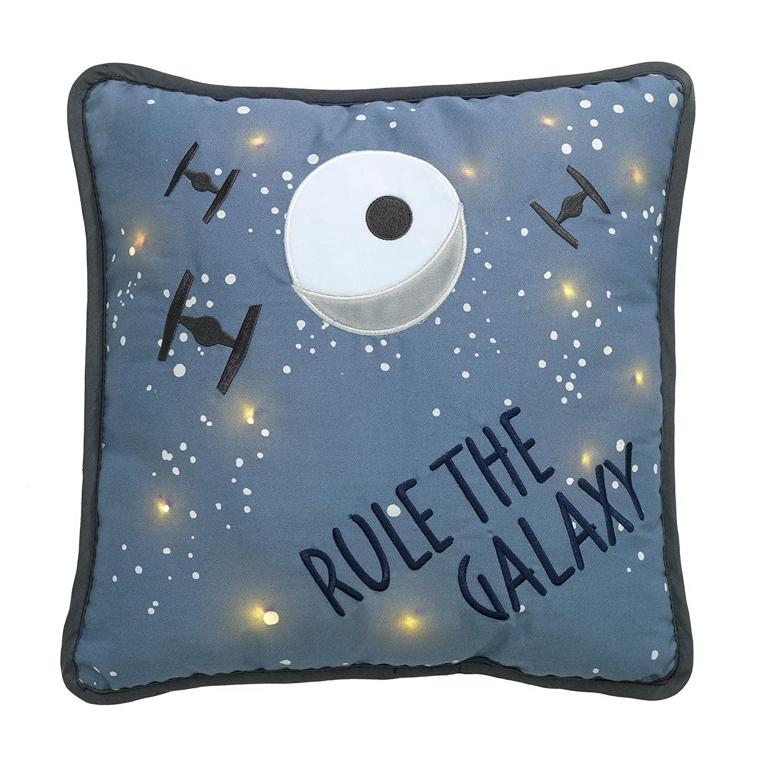 Lambs Ivy Star Max 51% OFF Wars Signature Decorative Galaxy Light-Up T Purchase LED