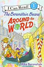 The Berenstain Bears Around the World (I Can Read, Level 1: Berenstain Bears)