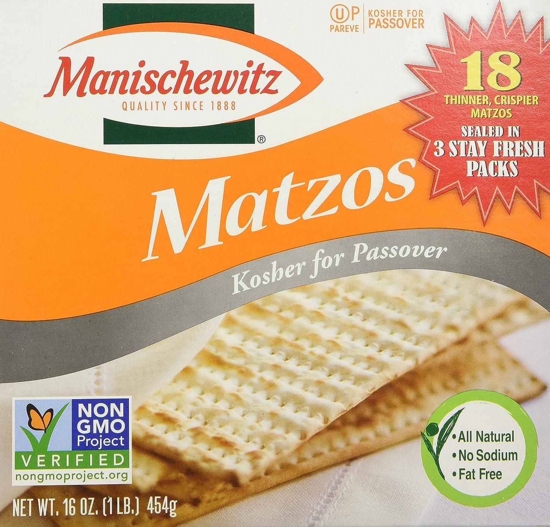 Manischewitz Cheap bargain Matzo - 16 Popularity Ounce