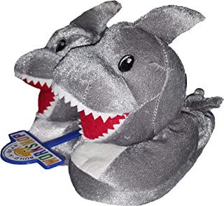 Build-A-Bear Workshop Toothy Shark Character Slippers