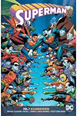 Superman (2016-2018) Vol. 7: Bizarroverse Kindle Edition