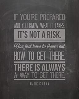 Best mark cuban quote poster Reviews