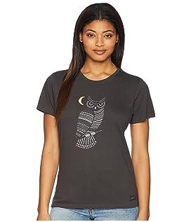 Primal Owl Crusher Tee