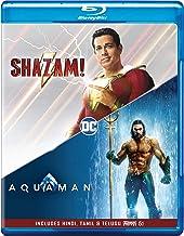 Shazam! & Aquaman (2-Disc)
