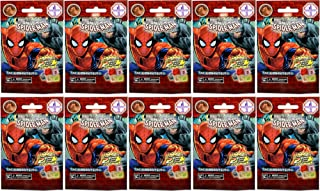 10 (Ten) Boosters Packs of Marvel Dice Masters: The Amazing Spider-Man Dice Building Game (10 Random Foil Packs)
