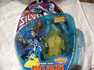 Silver Surfer Cosmic Powers Space Racers: Super Nova
