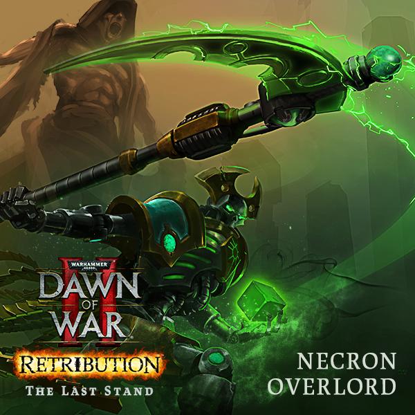 Warhammer 40,000: Dawn of War II - Retribution - The Last Stand Necron Overlord [Code Jeu PC - Steam]