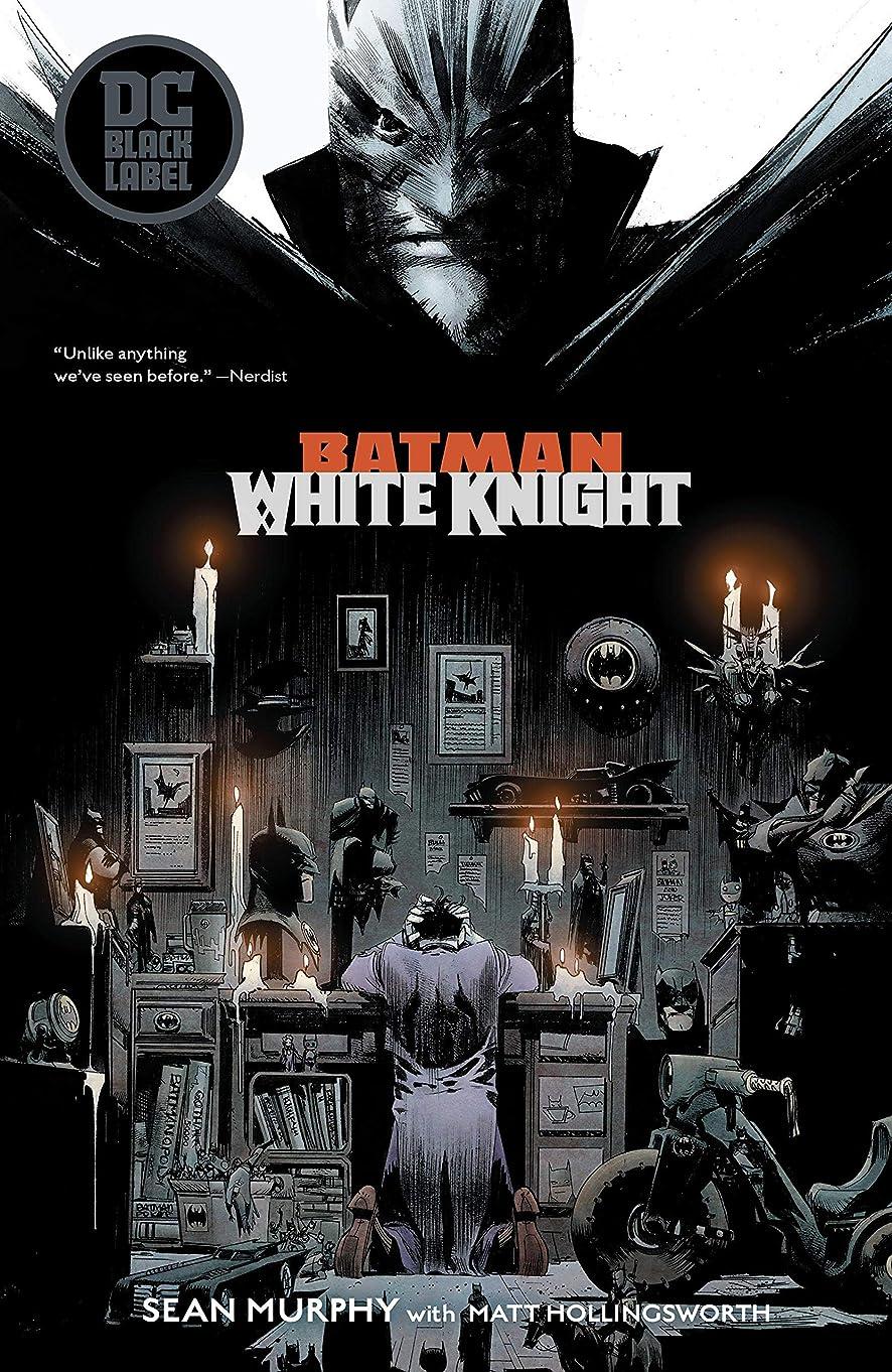 爆弾ペンフレンド口実Batman: White Knight (2017-2018) (English Edition)