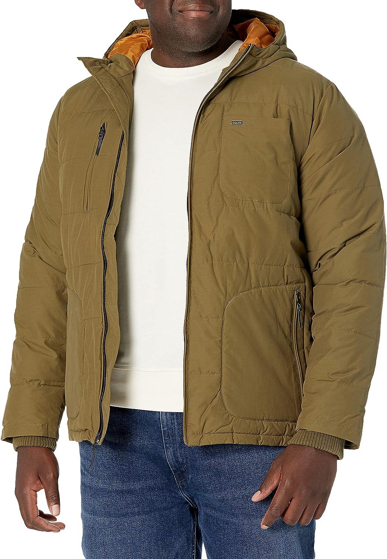 Brixton Men's Morse Jacket