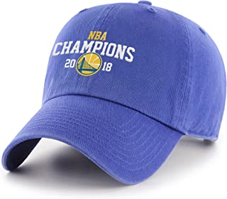 OTS NBA Mens NBA Men's 2018 Champions Challenger Adjustable Hat