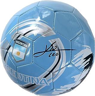 5098a1168de Lionel Messi Signed Autographed Argentina Soccer Ball PAAS COA