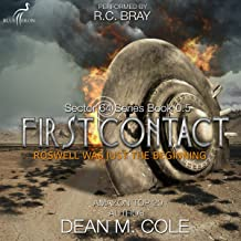 Sector 64: First Contact: A Sector 64 Prequel Novella
