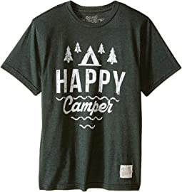 Happy Camper Short Sleeve Tee (Little Kids/Big Kids)