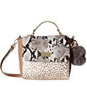 Luv Betsey - Raven Mini Satchel