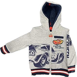 Disney Cars McQueen Boys Sweatjacket Hoodie