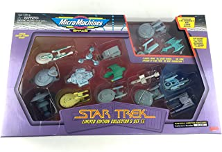 Galoob Micro Machines Star Trek Limited Edition Collector's Set II