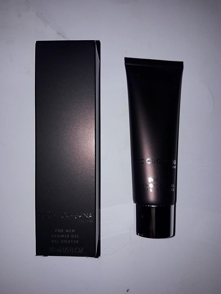 Dolce&gabbana the one for men shower gel 50 ml 3032191