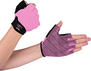 Hornet Watersports Light Pink Rowing Gloves for Women Ideal for Indoor Rowing, Sculling, Kayak, SUP, Outrigger Canoe, Dragon Boat and Other Watersports