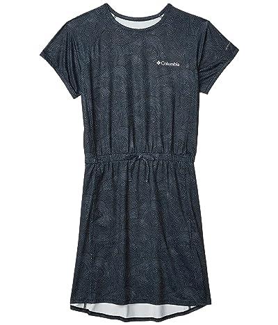 Columbia Kids Freezertm Dress (Little Kids/Big Kids) (Black Seaside Swirls) Girl