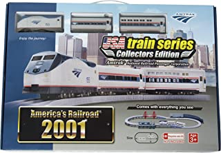 LEC USA 2001 Amtrak National Railroad Passenger Corporation Battery Operated Train Set