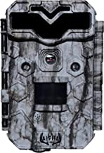 Alpha Cam Premium Hunting Trail Camera 30MP 1080p H.264 30fps IP67 Waterproof Scouting Cam with Ultra Fast Trigger Speed and Recovery Rate HD Long Range IR Night Vision 2.4