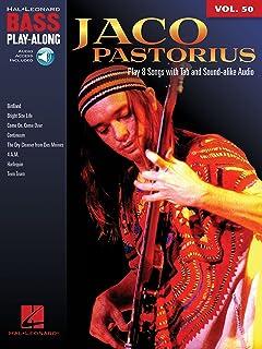 Jaco Pastorius: Bass Play-Along Volume 50 (English Edition)