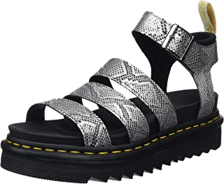 Dr.Martens Womens Vegan Blaire Synthetic Leather Sandals