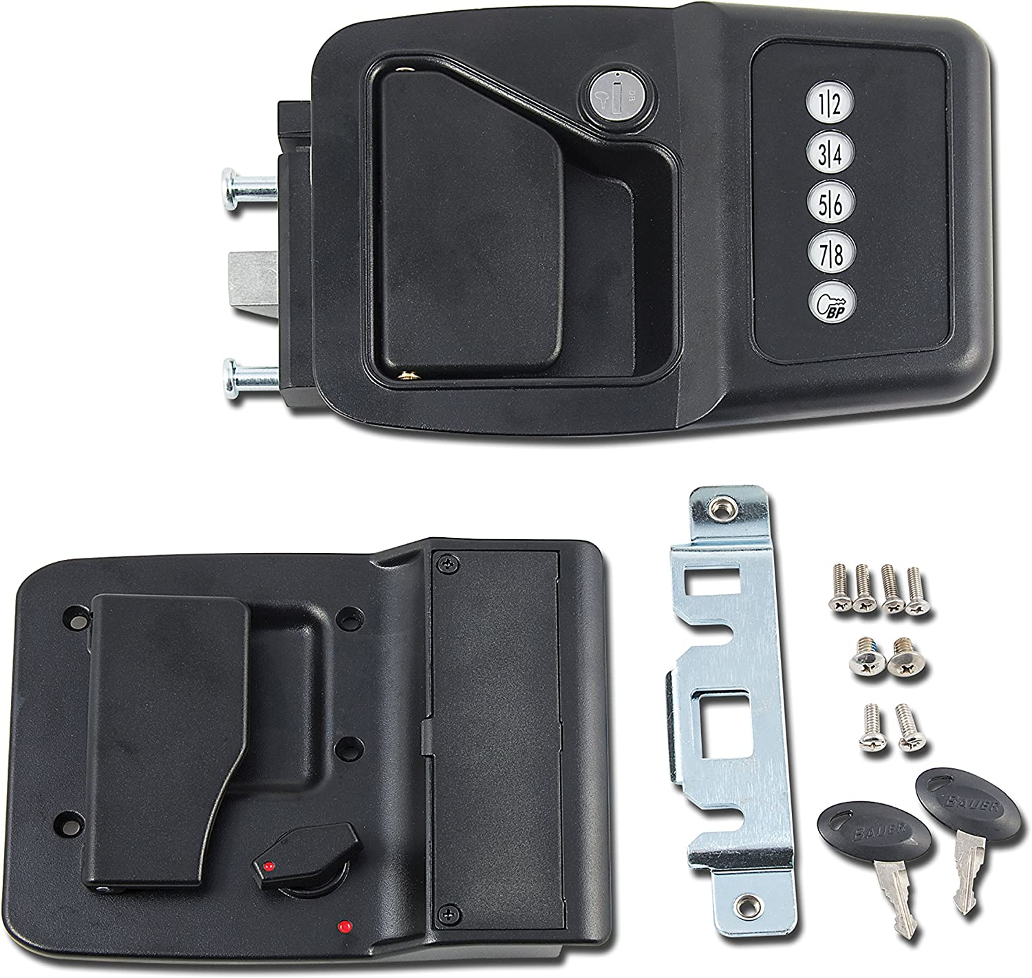 Mail order cheap Houston Mall AP Products 013-531 Electric Motor Lock Home