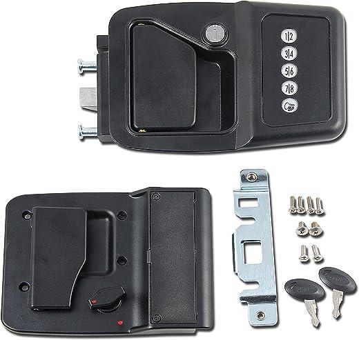 7 AP Products Bauer Motor Home Door Lock