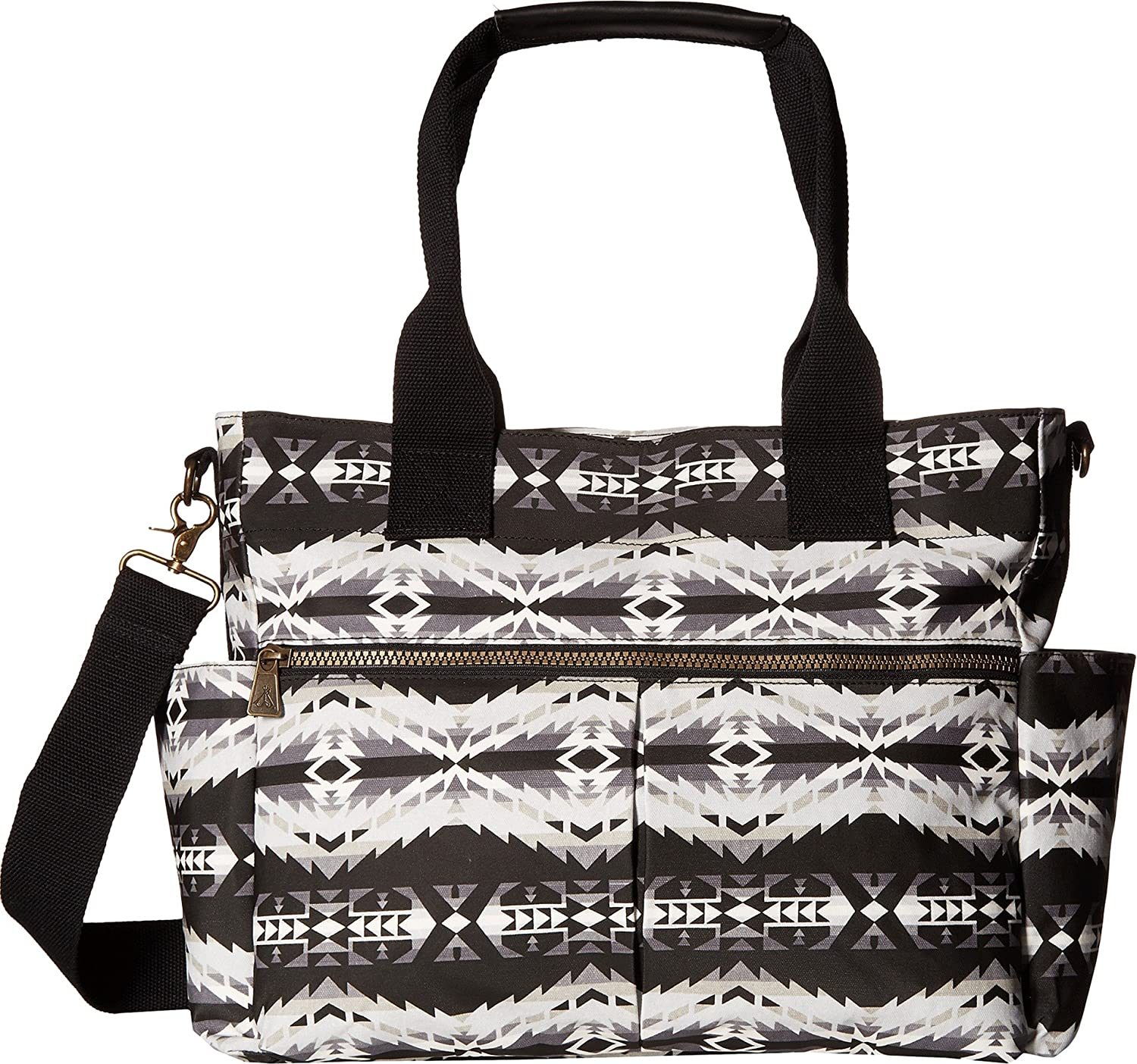 Pendleton Women's Canopy Canvas Super Tote Hawkeye One Size
