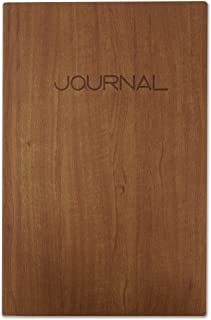BookFactory Journal/Writing Notebook/Blank Diary/Lined Pages Book - 192 Pages 5.25