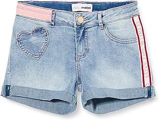 Desigual Girls' Denim Short Trousers