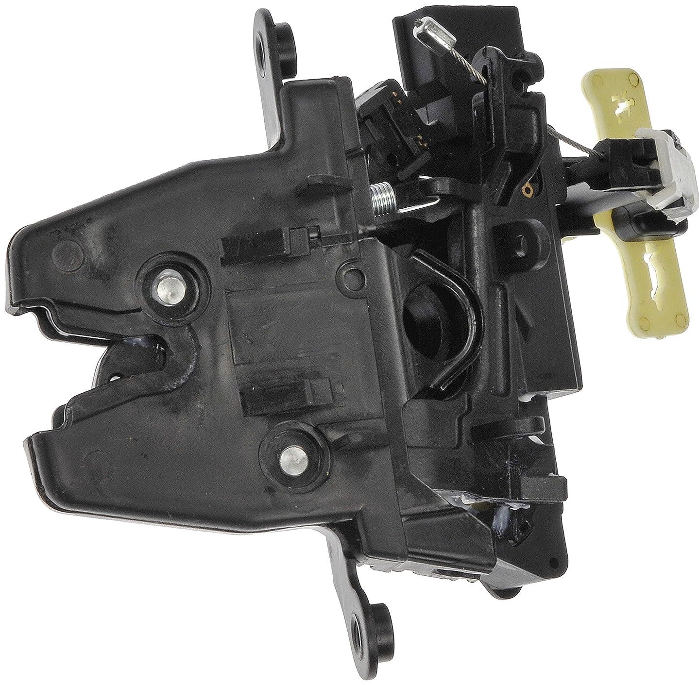 Dorman OE Solutions 931-258 Door Lock Actuator (Integrated With Latch)